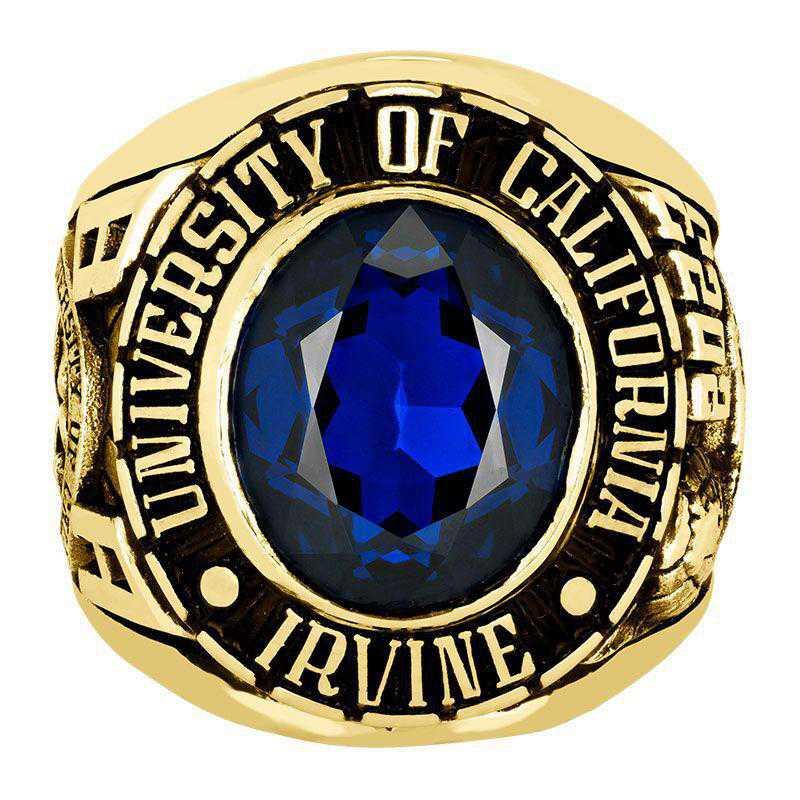 California Irvine Men's Traditional Ring College Ring