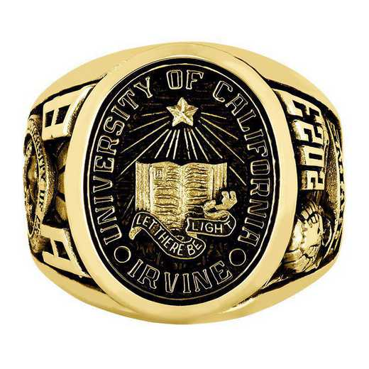 California Irvine Men's Collegian Ring College Ring