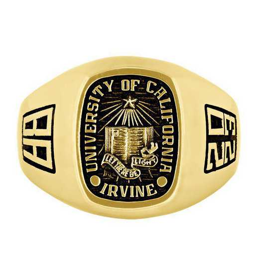 California Irvine Men's Diplomat Ring College Ring