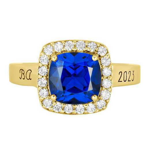 California Irvine Women's Embrace Ring College Ring