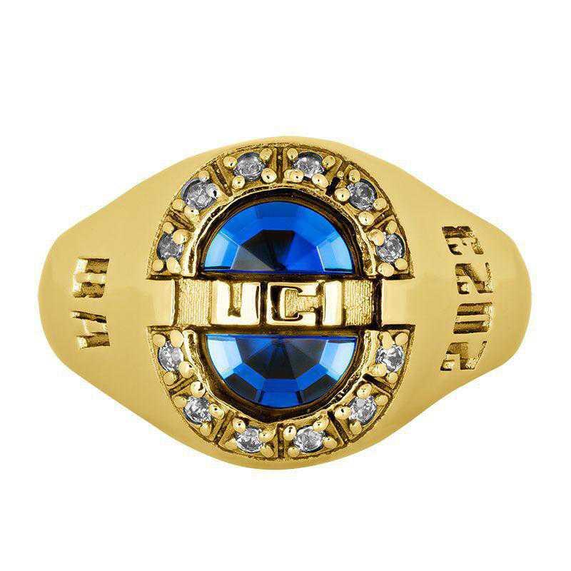 California Irvine Women's Enlighten Ring College Ring
