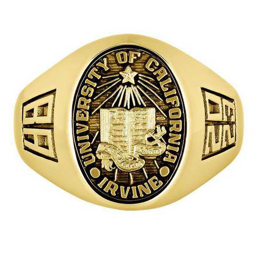California Irvine Men's Executive Ring College Ring