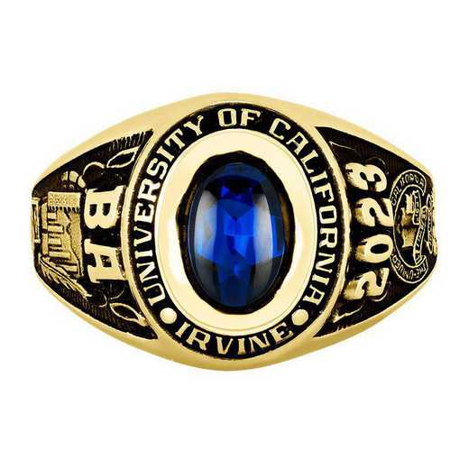 California Irvine Women's Galaxie II Ring College Ring