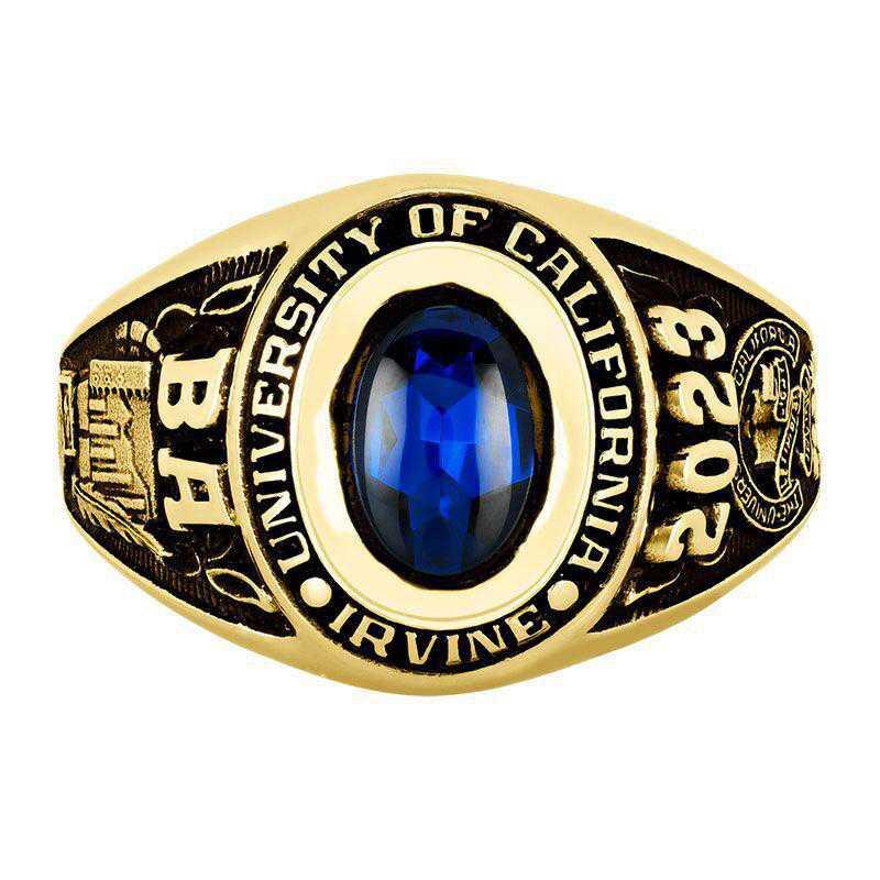 California Irvine Women's Galaxie II Ring College Ring