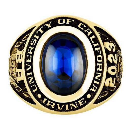 California Irvine Men's Galaxie I Ring College Ring
