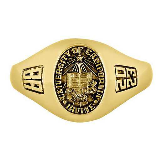 California Irvine Women's Laurel Ring College Ring