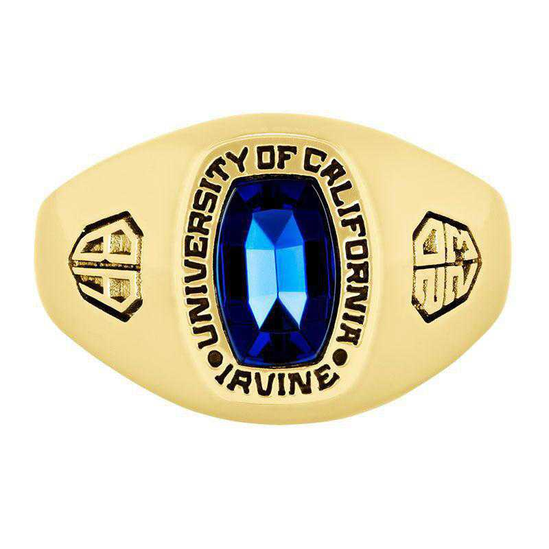 California Irvine Men's Monarch Ring College Ring