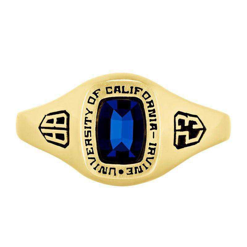 California Irvine Women's Noblesse Ring College Ring