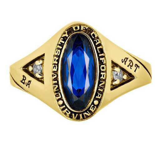 California Irvine Women's Signature Ring College Ring
