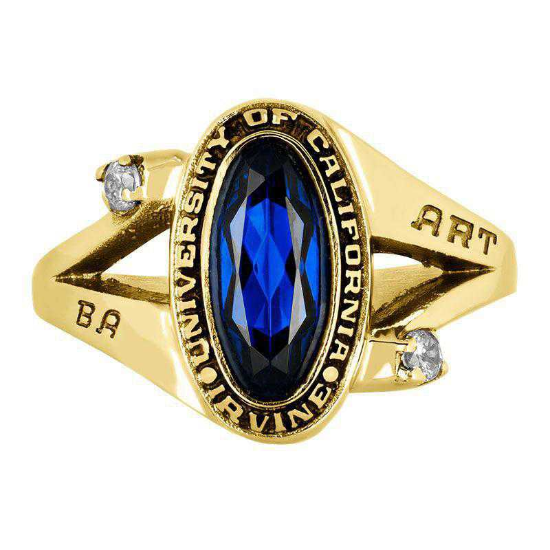 California Irvine Women's Symphony Ring College Ring