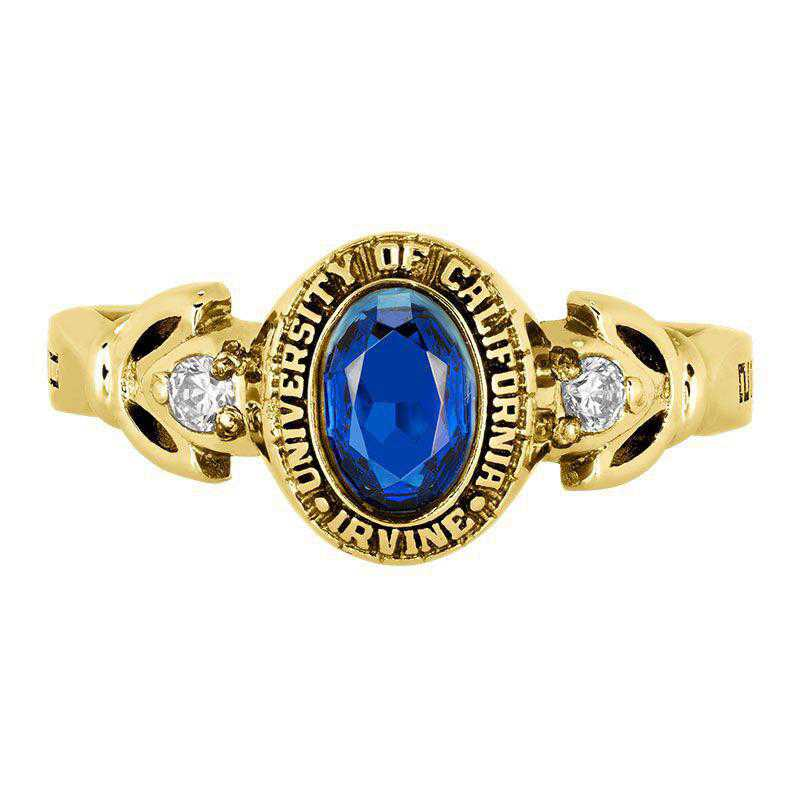 California Irvine Women's Twilight Ring College Ring