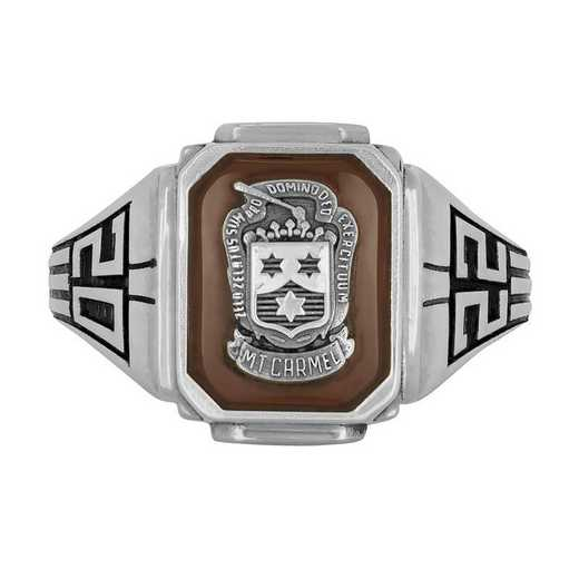 Mount Carmel Academy Signet Ring