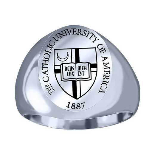 The Catholic University of America Women's Official Ring