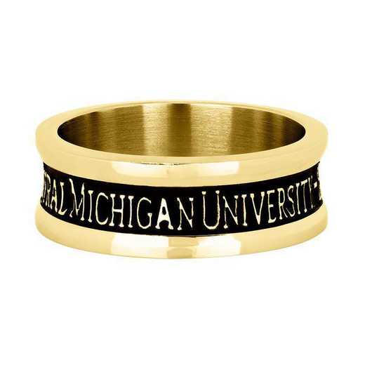 Central Michigan University Men's Departure I  College Ring