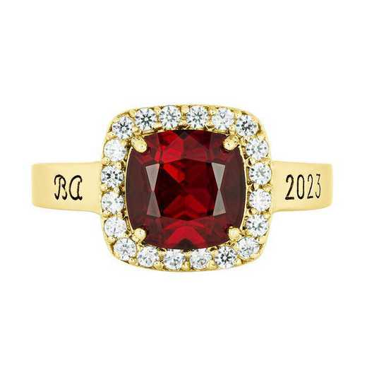 Central Michigan University Women's Embrace  College Ring