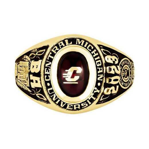 Central Michigan University Women's Galaxie II  College Ring