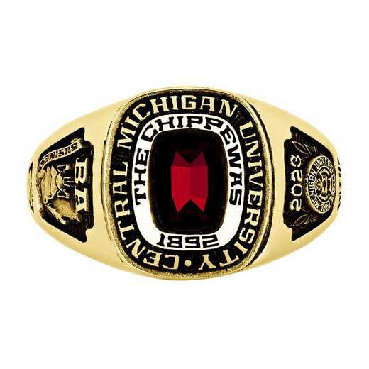 Central Michigan University Women's Lady Legend  College Ring