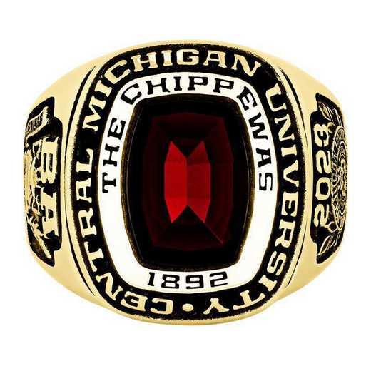 Central Michigan University Men's Legend  College Ring