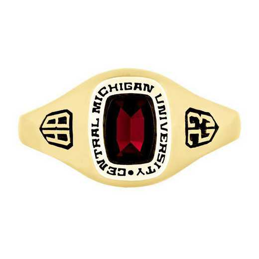 Central Michigan University Women's Noblesse  College Ring