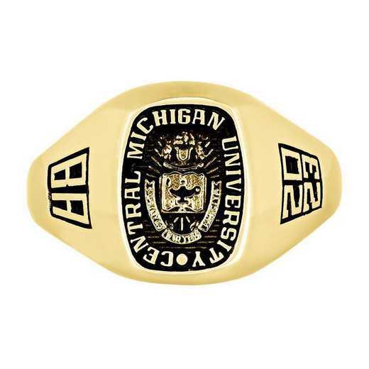 Central Michigan University Women's Regency  College Ring