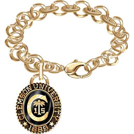 Clemson University Bracelet