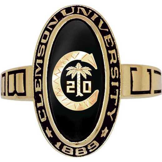 Clemson University Ladies' Dinner Ring