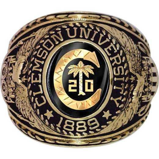 Clemson University Men's Traditional Ring