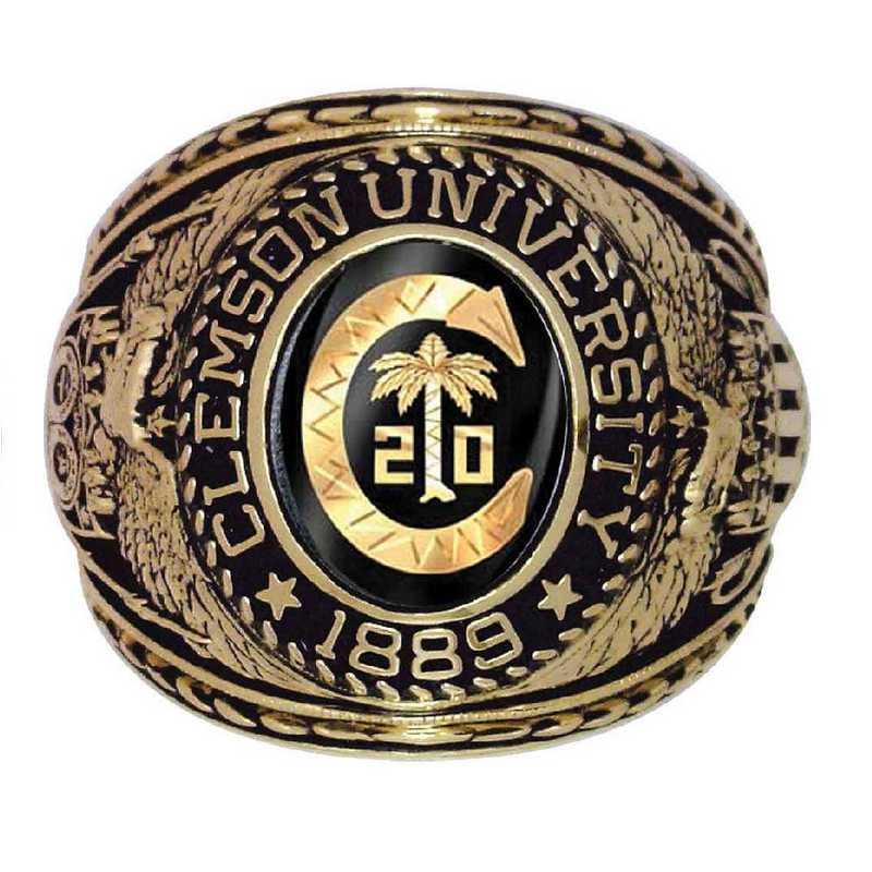 Clemson University Women's Traditional Ring