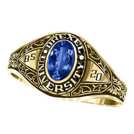 Drexel University Women's Bouquet Ring