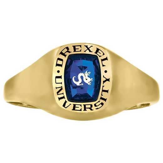 Drexel University Women's Noblesse Ring