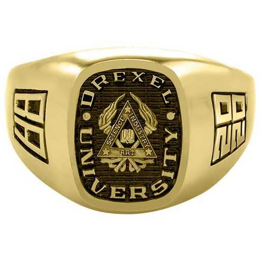 Drexel University Men's Diplomat Ring