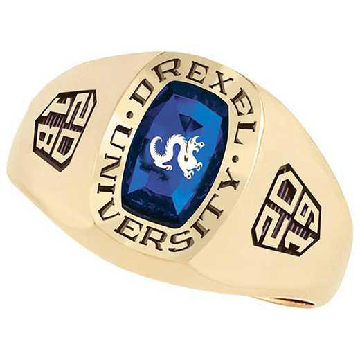 Drexel University Men's Monarch Ring