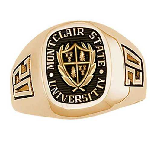 Montclair State University Men's Diplomat College Ring