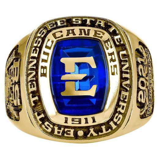 East Tennessee State University Men's Legend Ring