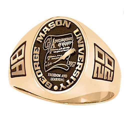 George Mason University Men's Executive College Ring