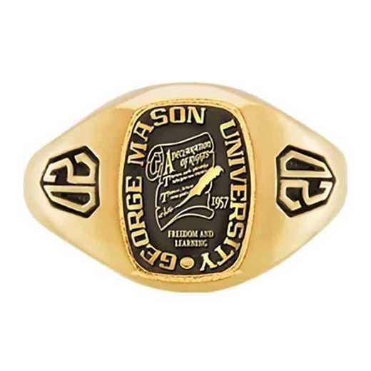 George Mason University Women's Regency College Ring