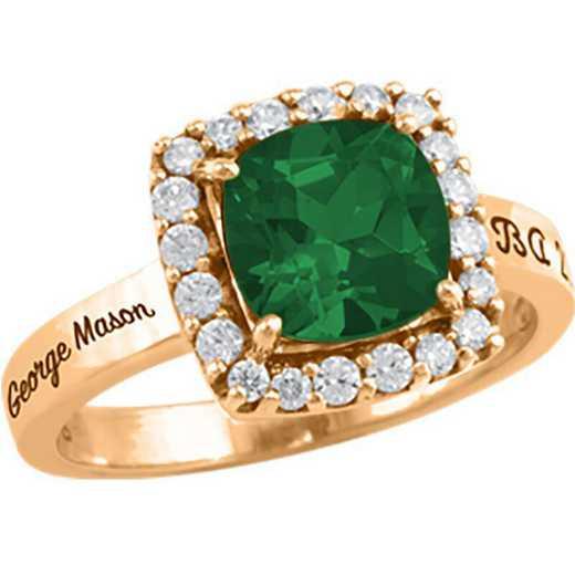 George Mason University Women's Embrace College Ring