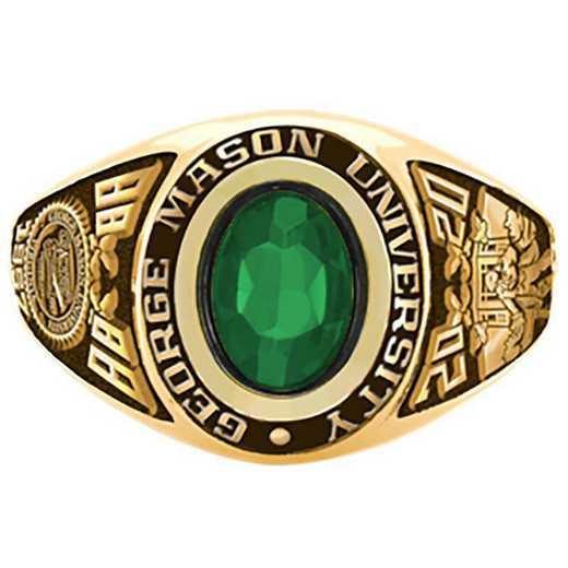 George Mason University Women's Galaxie II College Ring