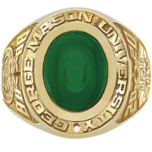 George Mason University Men's Galaxie I College Ring