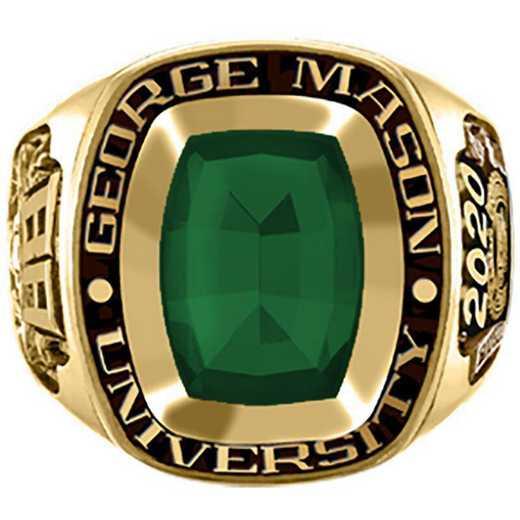 George Mason University Men's Legend College Ring