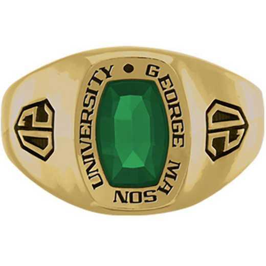 George Mason University Men's Monarch College Ring