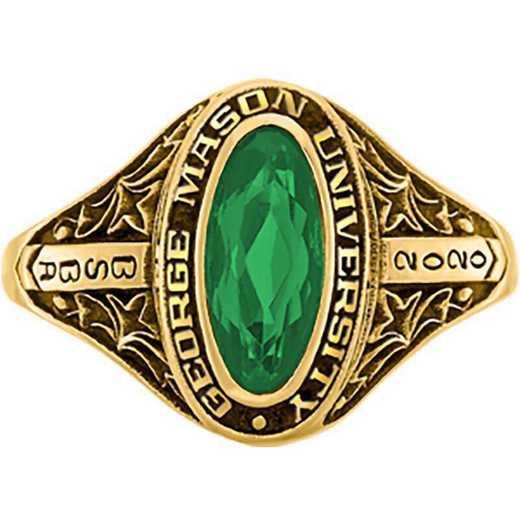 George Mason University Women's Trellis College Ring