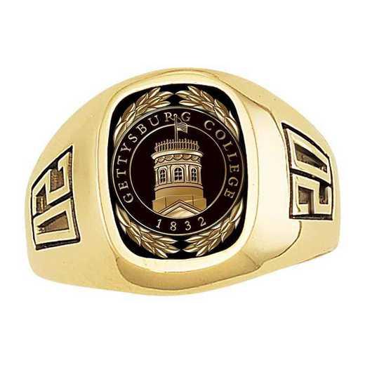 Gettysburg College Men's Diplomat College Ring