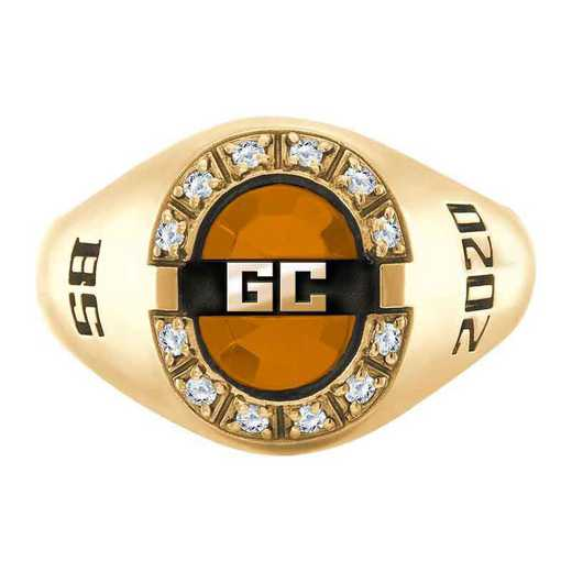 Gettysburg College Women's Enlighten College Ring