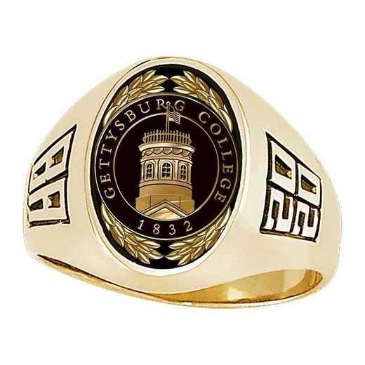 Gettysburg College Men's Executive College Ring