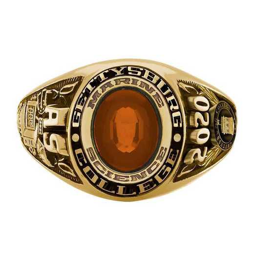 Gettysburg College Women's Galaxie II College Ring