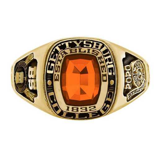 Gettysburg College Women's Lady Legend College Ring