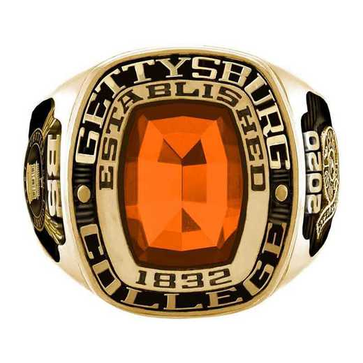 Gettysburg College Men's Legend College Ring