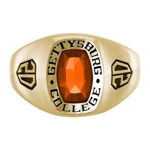 Gettysburg College Men's Monarch College Ring