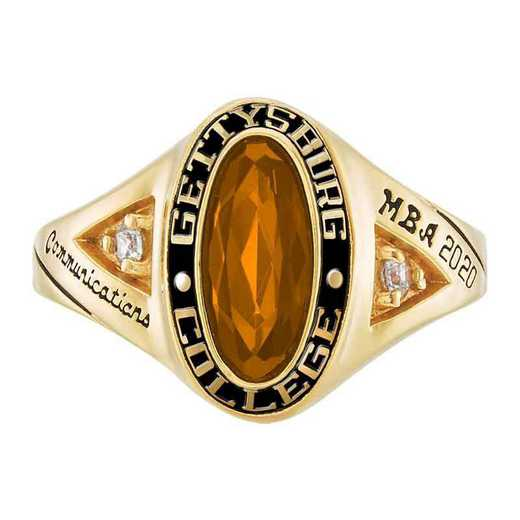 Gettysburg College Women's Signature College Ring